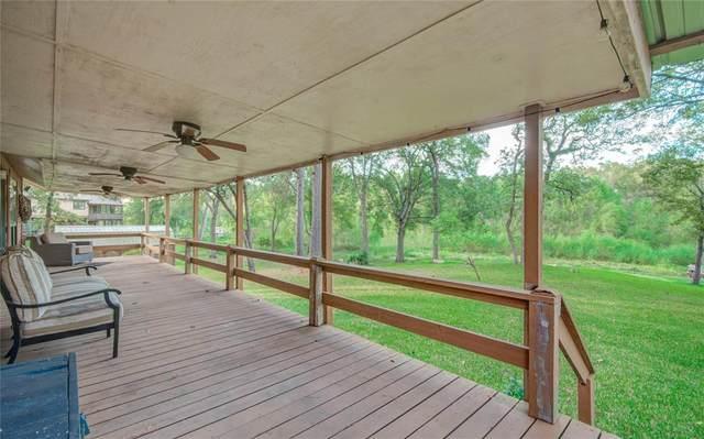420 Shoreline Drive, Huntsville, TX 77320 (MLS #44872818) :: Giorgi Real Estate Group