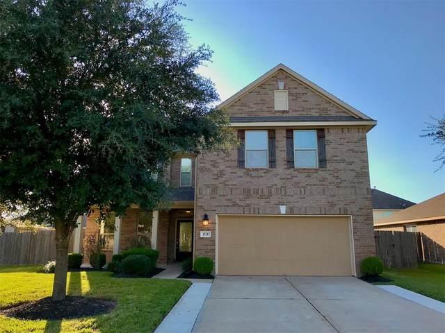 1518 Brook Hollow Drive, Pearland, TX 77581 (MLS #44878618) :: Homemax Properties