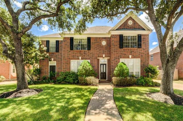 2123 Morning Park Drive, Katy, TX 77494 (MLS #44879148) :: The Heyl Group at Keller Williams