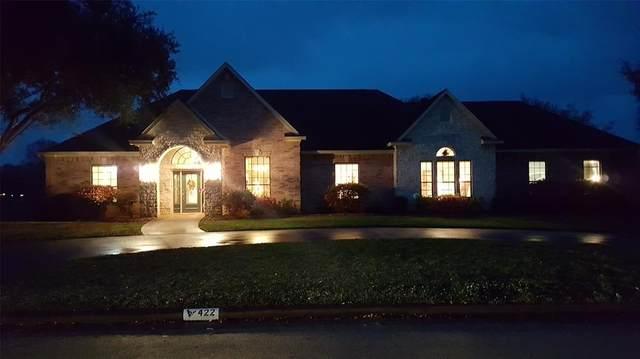 422 N Amherst Drive, West Columbia, TX 77486 (MLS #44884828) :: The Wendy Sherman Team