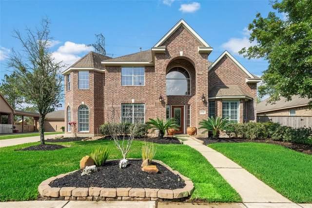 1518 Baldridge Lane, Katy, TX 77494 (MLS #44888073) :: Caskey Realty