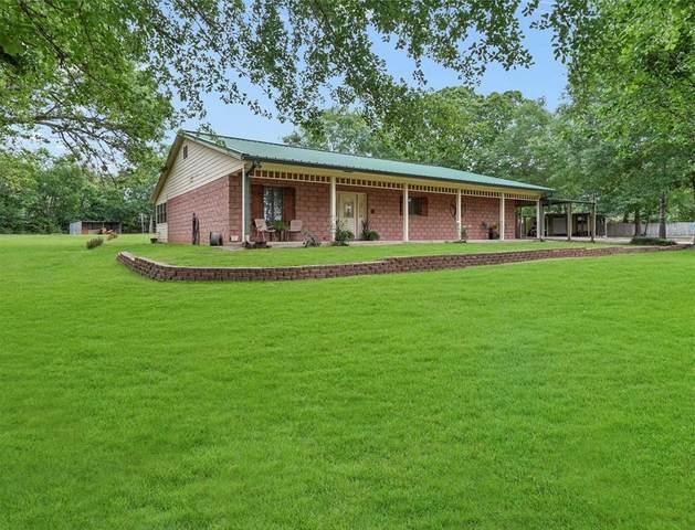 777 Oak Hollow, Lovelady, TX 75851 (MLS #4489178) :: The SOLD by George Team