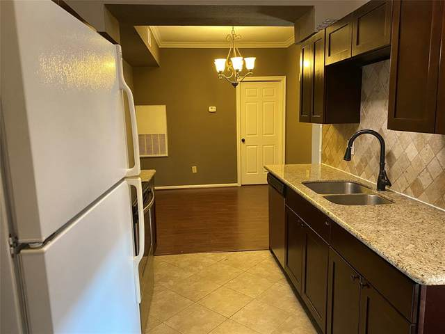 2255 Braeswood Park Street Drive #130, Houston, TX 77030 (MLS #44896624) :: Texas Home Shop Realty