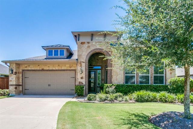 9423 Pecos Pass Court, Cypress, TX 77433 (MLS #44897131) :: The Collective Realty Group