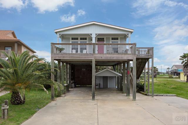 2021 Vista, Crystal Beach, TX 77650 (MLS #44898279) :: The SOLD by George Team