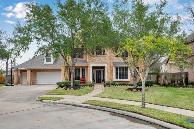2707 Sable Court, Pearland, TX 77584 (MLS #44910629) :: Texas Home Shop Realty