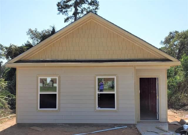 16669 East Lynbrook, Montgomery, TX 77316 (MLS #44910746) :: Green Residential