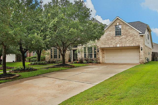 17418 Sweet Song Drive, Tomball, TX 77377 (MLS #44912255) :: Texas Home Shop Realty