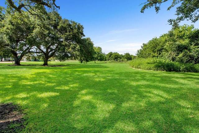 0 Private Road 652 Live Oak Bend Drive, Sargent, TX 77414 (MLS #44913832) :: The Queen Team