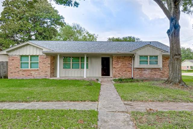 5402 Indigo Street, Houston, TX 77096 (MLS #44914748) :: The Queen Team