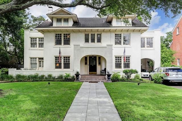 4510 Yoakum Boulevard, Houston, TX 77006 (MLS #44915261) :: Green Residential