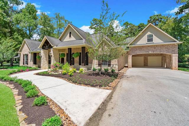 35 Timber Lane, Conroe, TX 77384 (MLS #44928176) :: The Parodi Team at Realty Associates