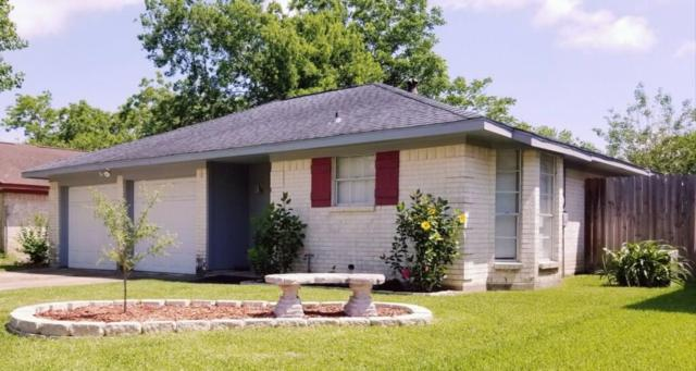 4907 Dollar Reef Drive, Bacliff, TX 77518 (MLS #4492993) :: The SOLD by George Team