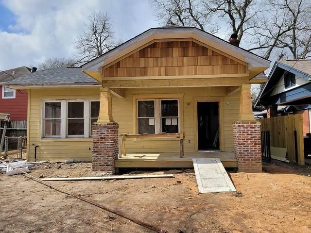 3711 Watson Street, Houston, TX 77009 (MLS #44935726) :: Bray Real Estate Group