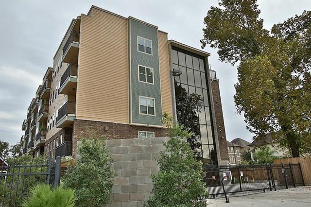 2802 Morrison Street #107, Houston, TX 77009 (MLS #44935844) :: Krueger Real Estate