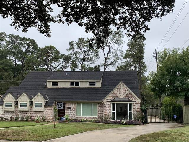12231 Mossycup Drive, Houston, TX 77024 (MLS #44937040) :: The Bly Team