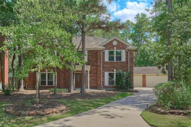 7 Moon Beam Court, The Woodlands, TX 77381 (MLS #44969880) :: Ellison Real Estate Team