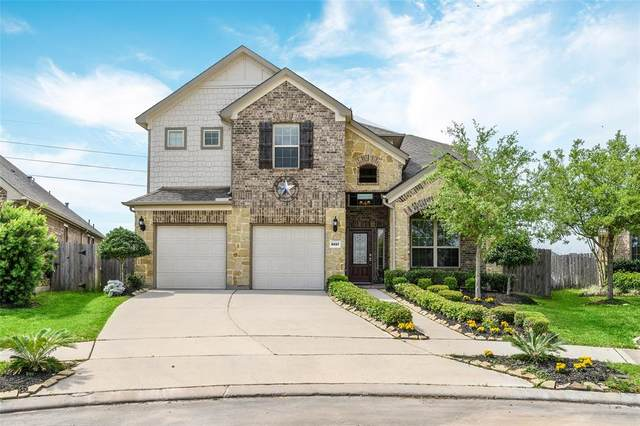 6027 Hewes Point Lane, Missouri City, TX 77459 (MLS #44976623) :: The Bly Team