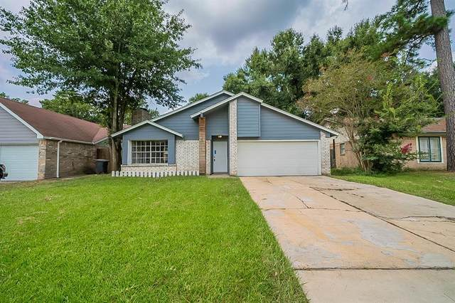 4811 Adonis Drive, Spring, TX 77373 (MLS #44984118) :: All Cities USA Realty