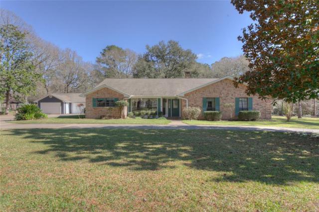 333 Forest Lane, Huntsville, TX 77340 (MLS #44989443) :: The Sansone Group