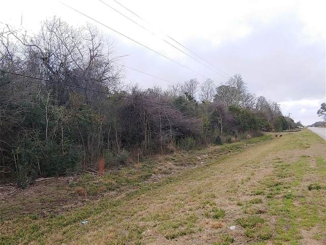 FM 2403 Off Pvt Road, Alvin, TX 77511 (MLS #45001157) :: The Freund Group
