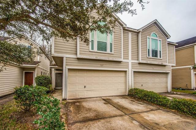 727 Hallsleigh Lane, Houston, TX 77090 (MLS #45003759) :: The Jill Smith Team