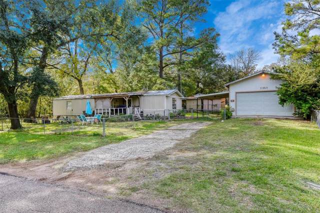 11557 Persimmon Street, Willis, TX 77318 (MLS #45005025) :: The Heyl Group at Keller Williams