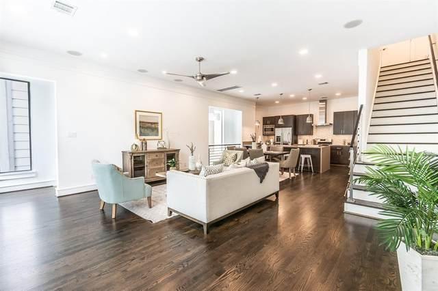 5705 Schuler Street, Houston, TX 77007 (MLS #45006928) :: Green Residential