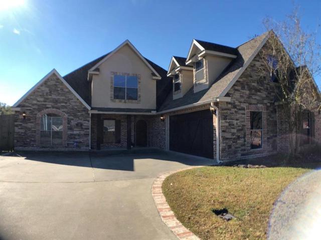117 Parkway Oaks Drive, Lumberton, TX 77657 (MLS #45007759) :: The SOLD by George Team