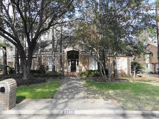 2306 Golden Pond Drive, Kingwood, TX 77345 (MLS #45021404) :: Team Parodi at Realty Associates