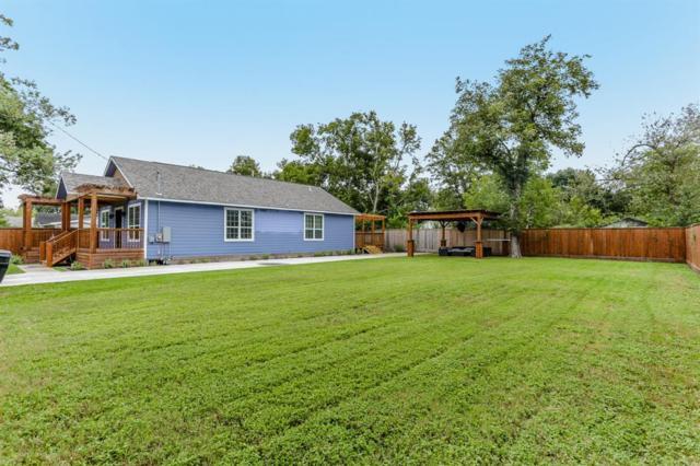 4106 Sayers Street, Houston, TX 77026 (MLS #45022727) :: Texas Home Shop Realty