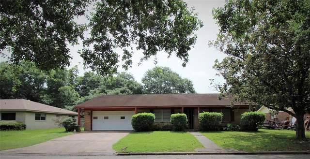 1717 Edna Avenue, Bay City, TX 77414 (MLS #45027825) :: Guevara Backman