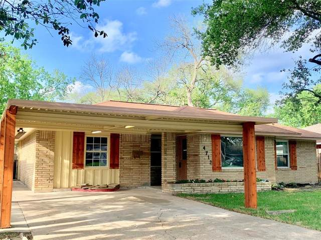 4712 Libbey Lane, Houston, TX 77092 (MLS #4502822) :: The Andrea Curran Team powered by Compass