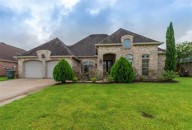 8355 Glen Rose Circle, Beaumont, TX 77713 (MLS #45031651) :: Giorgi Real Estate Group
