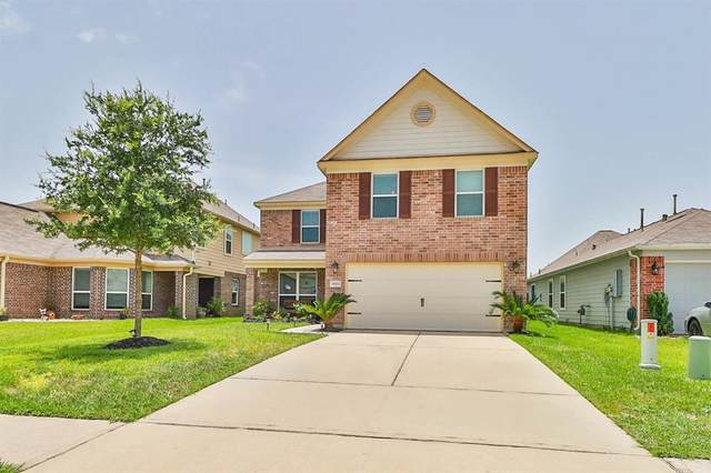9988 Hyacinth Way, Conroe, TX 77385 (MLS #45033764) :: The Sansone Group
