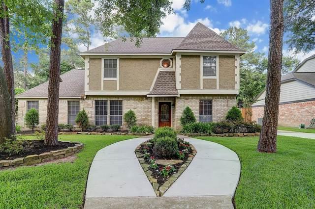12638 Cloverwood Drive, Cypress, TX 77429 (MLS #45035197) :: The Sansone Group
