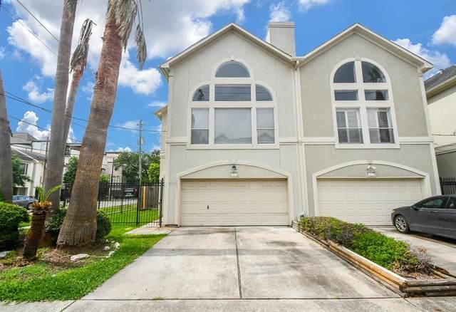 5724 Maxie Street, Houston, TX 77007 (MLS #45051395) :: Parodi Group Real Estate