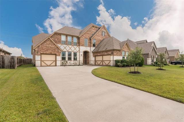 1415 Raven Springs Lane, League City, TX 77573 (MLS #45052615) :: The Bly Team