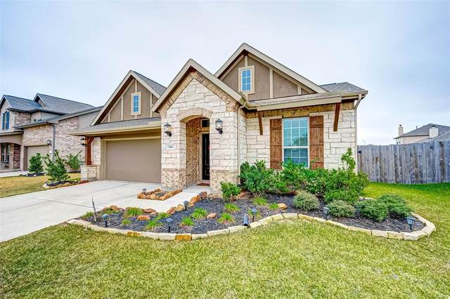2411 Willow Fall Lane, Richmond, TX 77469 (MLS #45055477) :: Guevara Backman