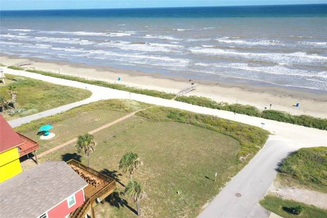 Lot 11 Bermuda Beach Drive, Galveston, TX 77554 (MLS #45055937) :: Texas Home Shop Realty