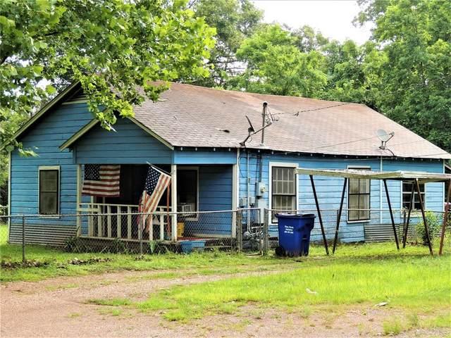 602 W Houston Avenue, Crockett, TX 75835 (MLS #45056188) :: Bray Real Estate Group