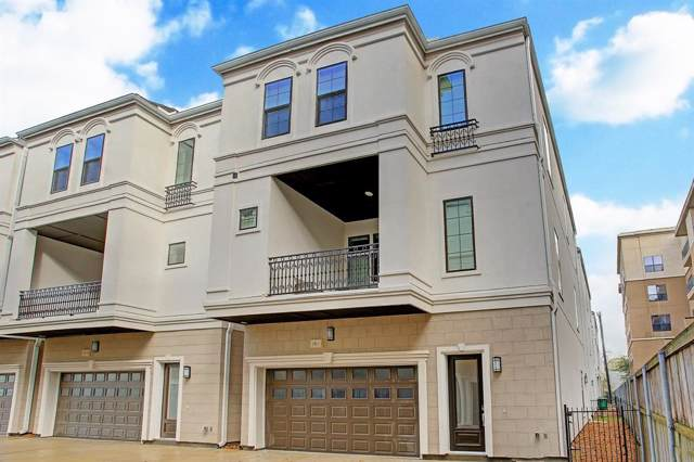 2303A Richton Street, Houston, TX 77098 (MLS #45060367) :: Connect Realty