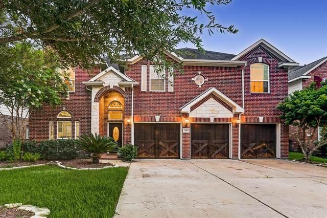 318 Honeysuckle Vine Drive, Rosenberg, TX 77469 (MLS #45060812) :: The Parodi Team at Realty Associates