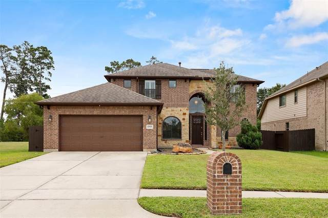 10915 Gallant Flag Drive, Tomball, TX 77375 (MLS #45062219) :: Connect Realty