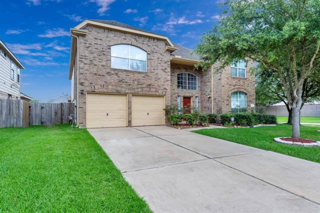 1819 Amber Trail Lane, Richmond, TX 77469 (MLS #45079084) :: Caskey Realty