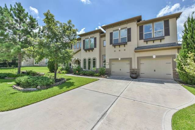 15 Clare Point Drive, The Woodlands, TX 77354 (MLS #45088822) :: Caskey Realty
