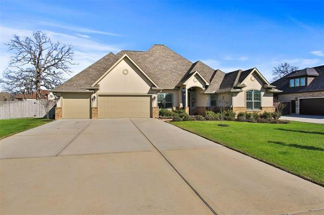 11579 Grand Pine Drive, Montgomery, TX 77356 (MLS #45097623) :: The Home Branch