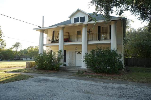 611 4th St North Also Called Ml King Jr Street, Texas City, TX 77590 (MLS #45100676) :: Lerner Realty Solutions