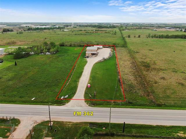 20313 Fm 362 Road, Waller, TX 77484 (MLS #45105721) :: Ellison Real Estate Team