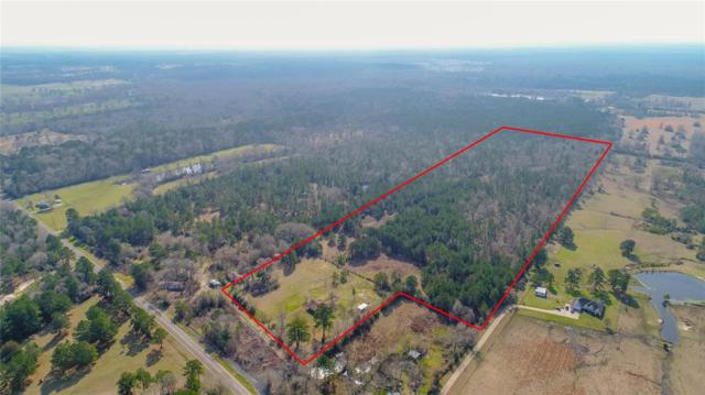 408 County Rd 4193, Lovelady, TX 75851 (MLS #4510763) :: The Bly Team